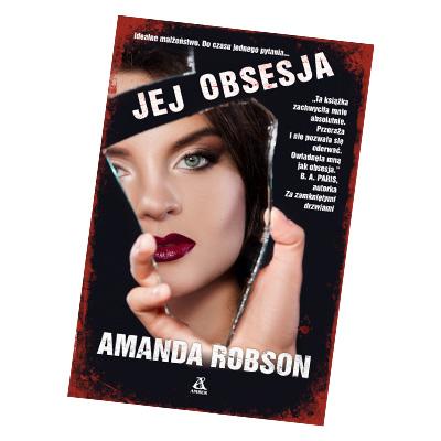 JEJ OBSESJA Amanda Robson