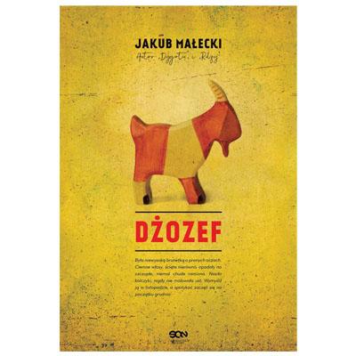 """""""Dżozef"""" Jakub Małecki - najlepsze wznowienie książkowe 2018"""