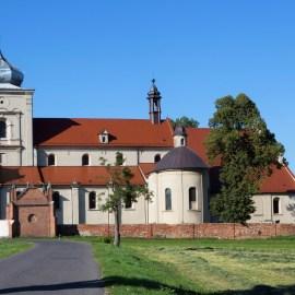 Borek Wielkopolski - kościół pocieszenia NMP