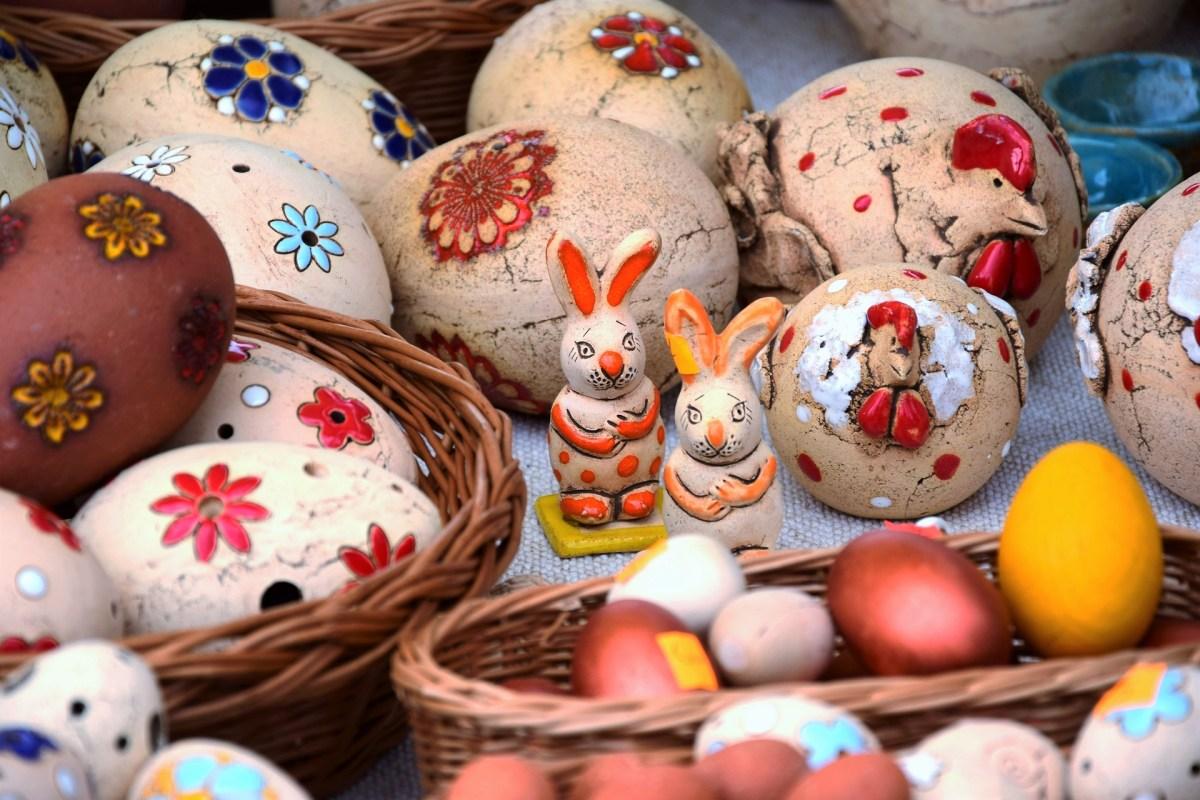 Jarmark Wielkanocny w Muzeum Rolnictwa w Szreniawie