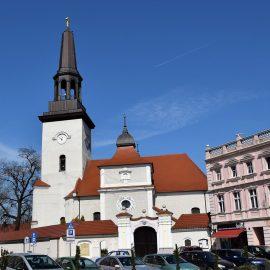 Fara w Jarocinie, kościół św. Marcina