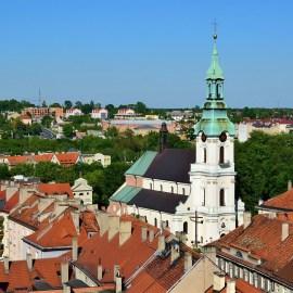 Kalisz, kościół Wniebowzięcia NMP i sanktuarium św. Józefa