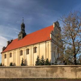 Kościół klasztorny w Miejskiej Górce