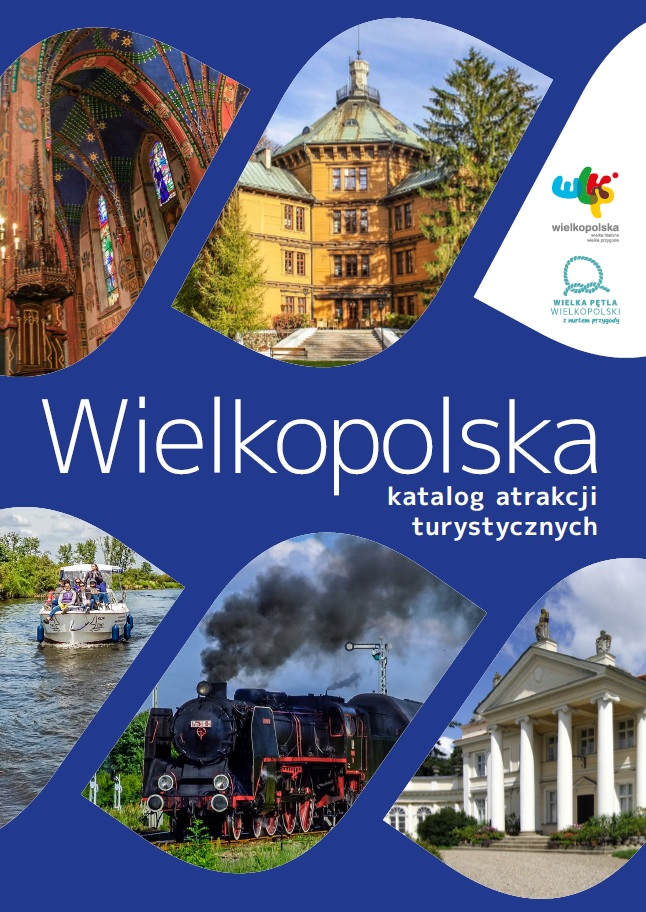 Folder Największe Atrakcje Wielkopolski