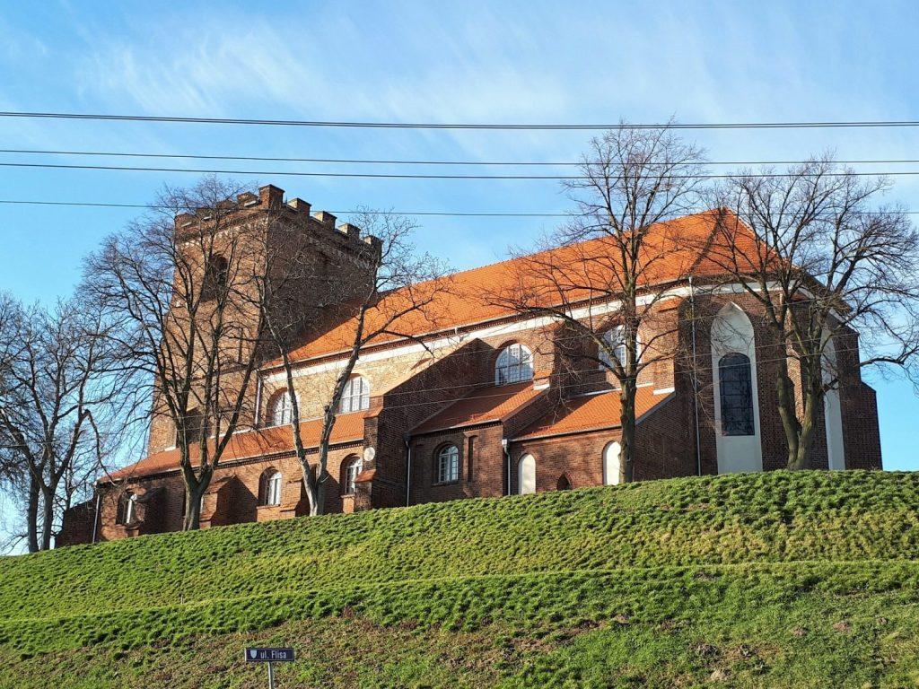 Kościół Narodzenia NMP w Pyzdrach