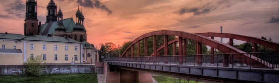 Most Jordana i Ostrów Tumski