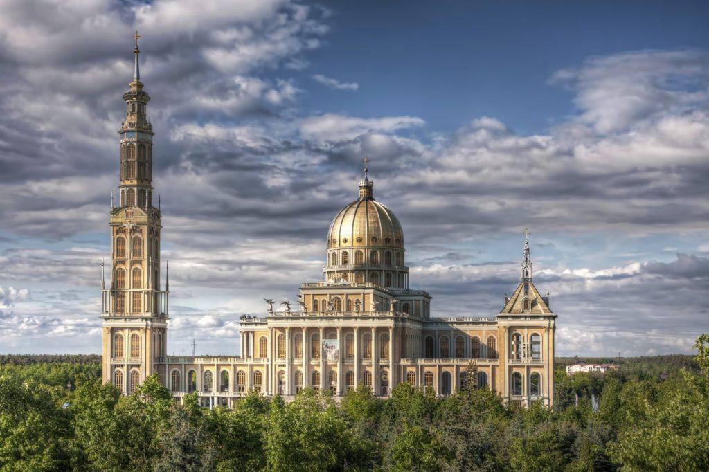 the licheń basilica