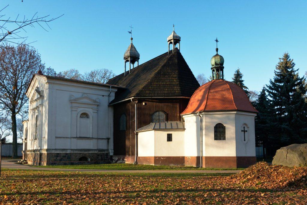 Kościół w Łodzi