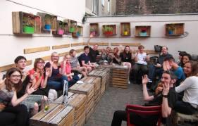 Pierwsze spotkanie z językiem migowym w Tandem Pub