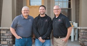 Wiemann Home Inspection team photo