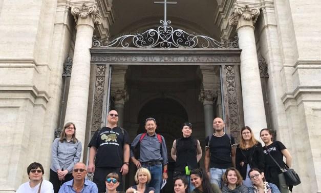 Grüße von der Romreise 1