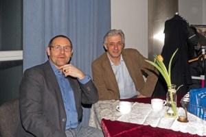 Wolfgang Glaninger (MJ 85) und Peter Glanninger (MJ 91) kennen sich seit gemeinsamen Ausgrabungen in Carnuntum
