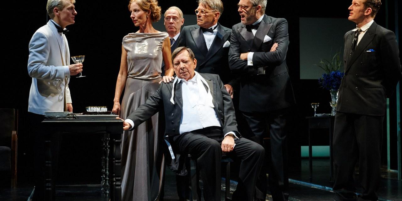 """Nächste Theatervorstellung – """"Die Verdammten"""""""
