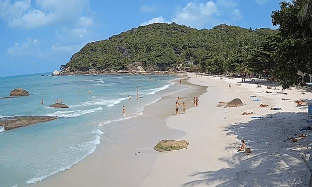 VWA: Beach Cam Koh Samui