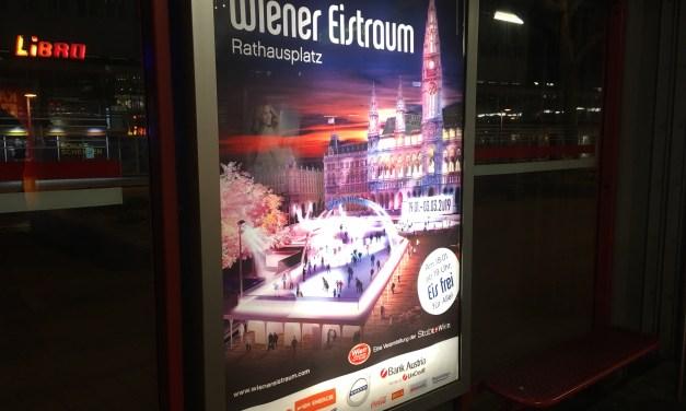Eislaufen in Wien: Anmeldungen abgeschlossen