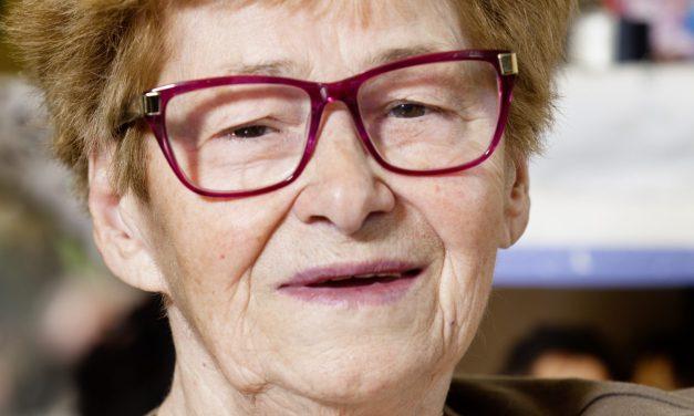 Nachruf: Renate Scherr (1927-2021)