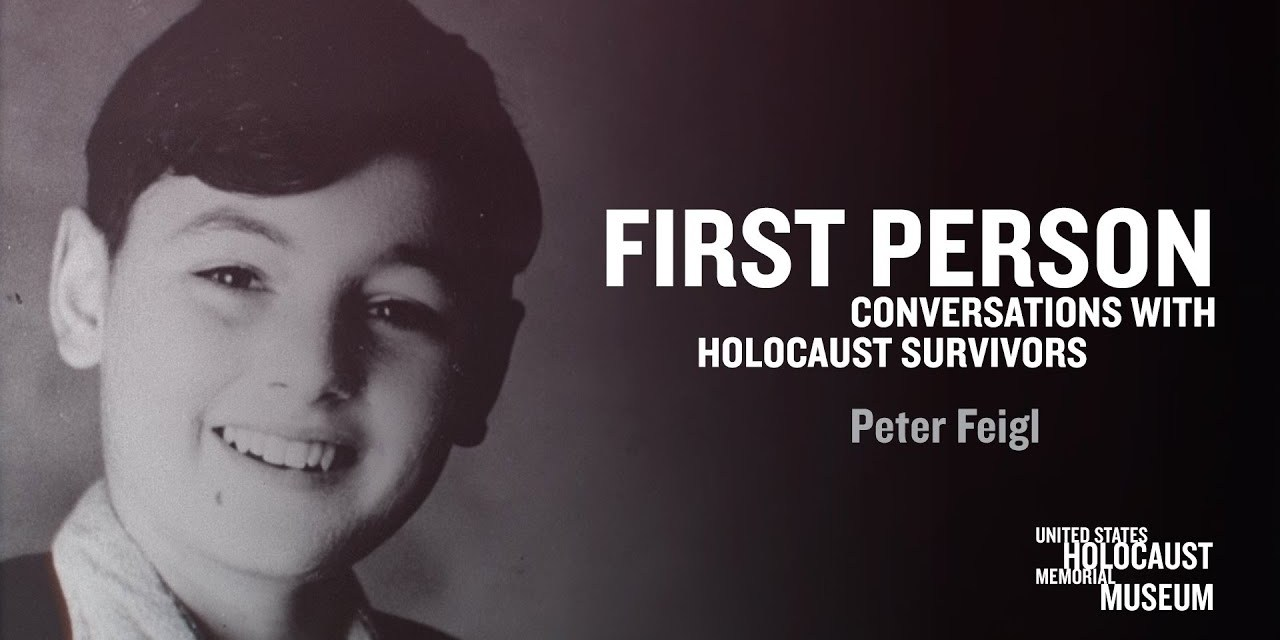 First Person: Conversations with Holocaust Survivors: 2021 Season