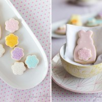 easter cookies DIY with royal icing