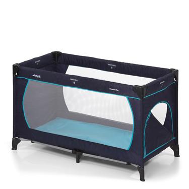 getestet reisegitterbett dream 39 n play plus von hauck. Black Bedroom Furniture Sets. Home Design Ideas