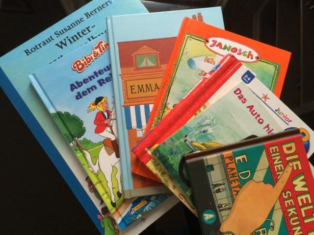 Aufmacher Kinderbücher