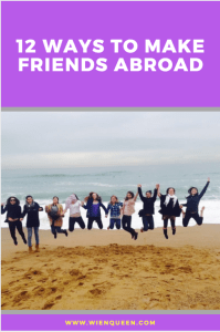 Make Friends Abroad