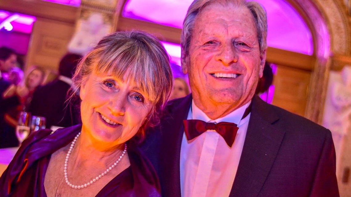 Doris Schuber und Carl Nagel