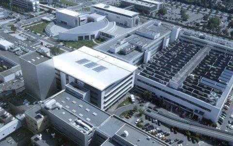 Opel-Entwicklungszentrum am Stammsitz Rüsselsheim. Foto: Opel AG