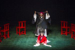 Faust – Eine Version des deutschen Klassikers aus Peking. Foto: Staatstheater Wiebaden