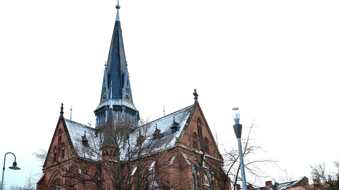 Bergkirche. Archivfoto: Volker Watschounek