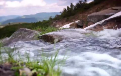 Bild aus der Dokumentation Die Oder - Von der Quelle bis zur Mündung. Bild: Arte