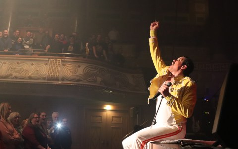 Tribute to Freddie Mercury