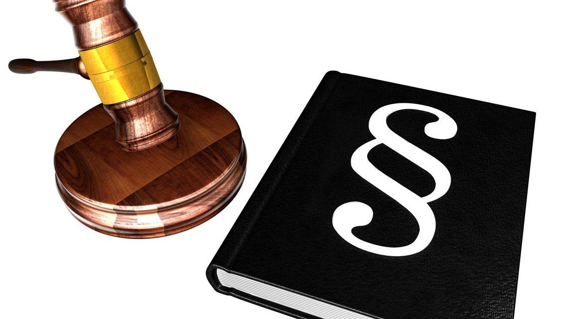 Zeichen der Justiz… Foto: Tony Hegewald / pixelio.de