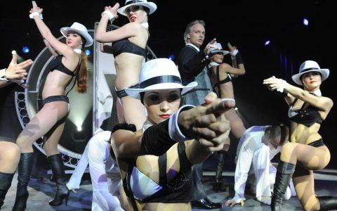 James Bomd Ballett vom Zirkus Sarrasani. Bild: Zirkus Sarrasani