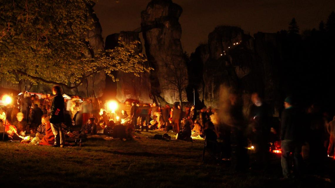 Walpurgisnacht Bild: Torsten Krienke / CC BY-SA 2.0 / Flickr
