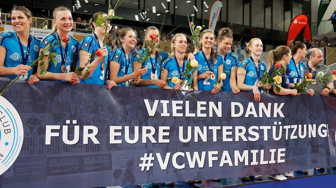 2. Playoff-Virtelfinale VCW -SSC. Bid Ralf Brinkmann