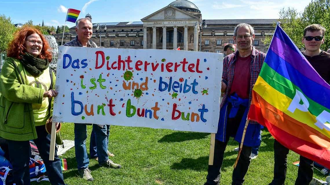 """Vielfalt statt Einfalt gleich """"Demo für alle""""?"""