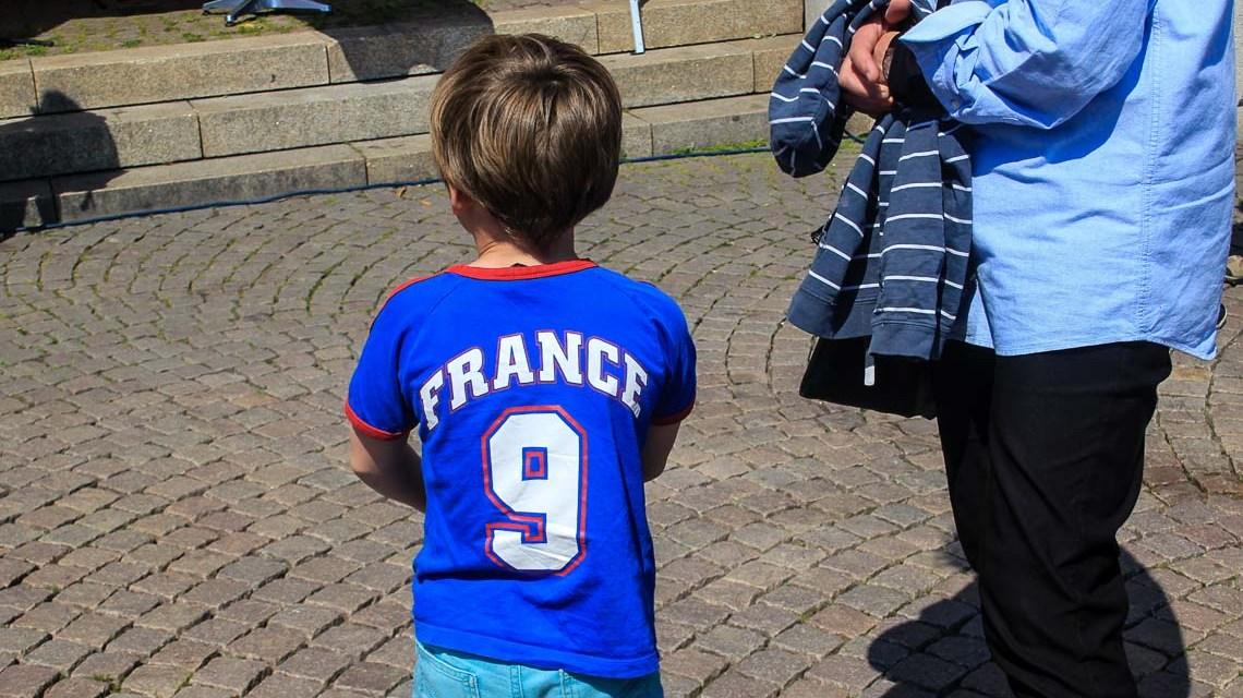 Vive  la  France – Vive Macron