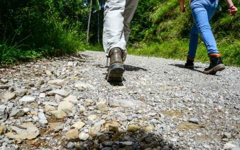 51. Wiesbadener Wandertage: Wanderung von Vesio zum Dalvra Alta und wieder zurück. Symbolbild: Volker Watschounek