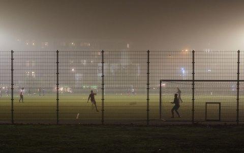 Street Soccer Night – Ziel ist es, Jugendliche zu beschäftigen. Street Soccer ist ein Weg dahin. Bild: Robert Anders / Flickr / CC-By
