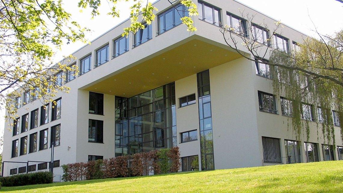Handwerkskammer Wiesbaden. Bild: Allalf / commonswiki