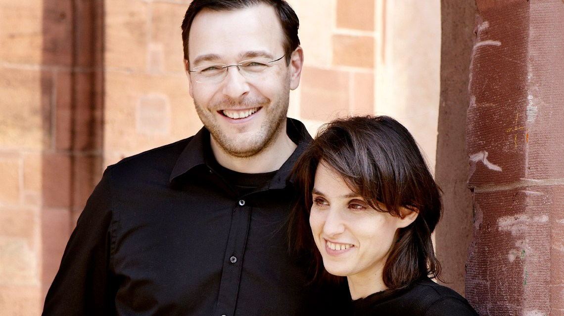 Konzert für Bärenherz - Andreas Scholl und Tamar Halperin. Bild: Veranstalter