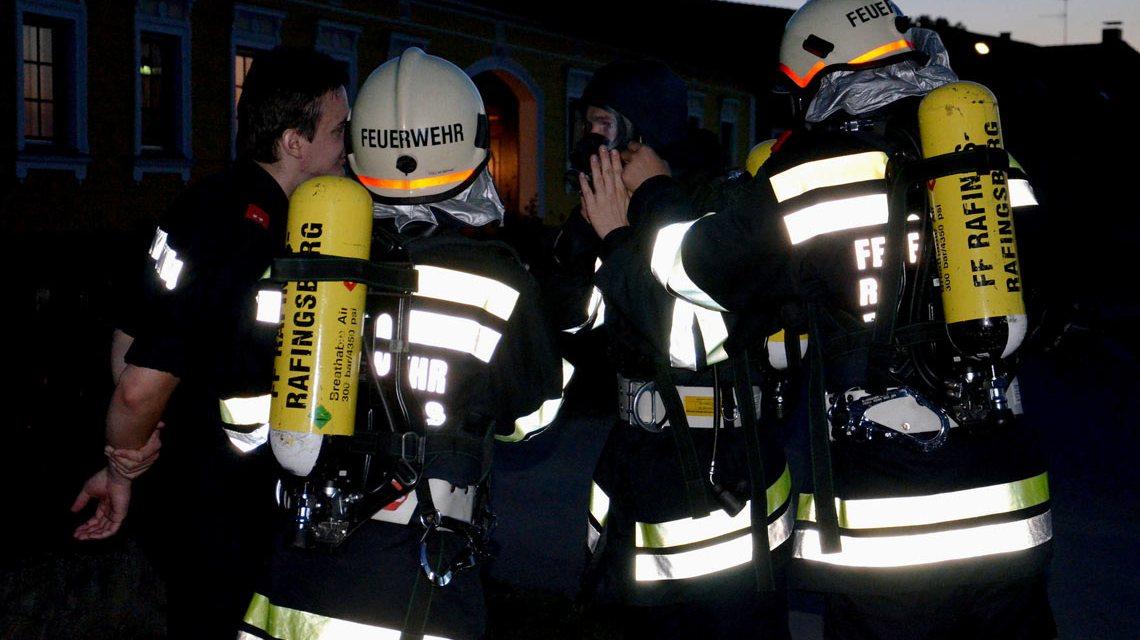 Symbolbild – Übung der Freiwilligen Feuerwehr Ratings. Bild: Flickr / Michael Pollack