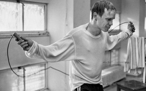 Geschichte des berühmten finnischen Boxers Olli Mäki. Bild: Veranstalter