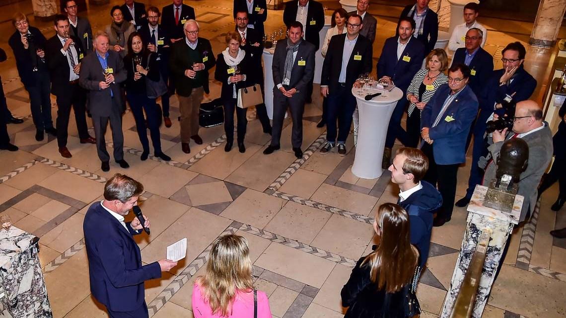 Erstes Meet & Great des Fördervereins Stiftung Deutsche Sporthilfe