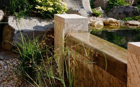 Ideengarten, Gartengestaltung der Gramenz GmbH. ©2017 Gramenz