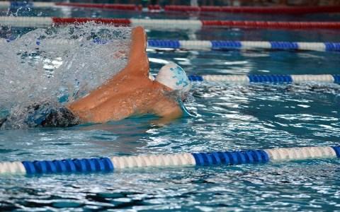 Archivbild: Meeuw Cup: 100 x 25 Meter, Die Schwimmer des Schwimm Club Wiesbaden knacken den Europarekord. ©2017 Cornelia Tröster