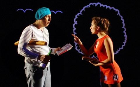 Grenzen Los Szenenbild - Foto: Velvets Theater Wiesbaden