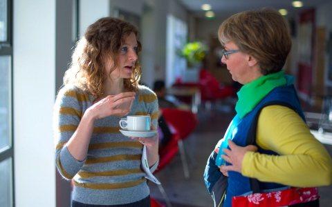 Engagement zeigen, in der Schule, an der Universität, in der Altenpflege……… ©2017 University of Exter / Flickr / CC BY 2.0