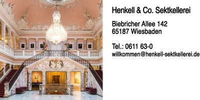 Partnereintrag der Henkell Sektkellerei & Co.