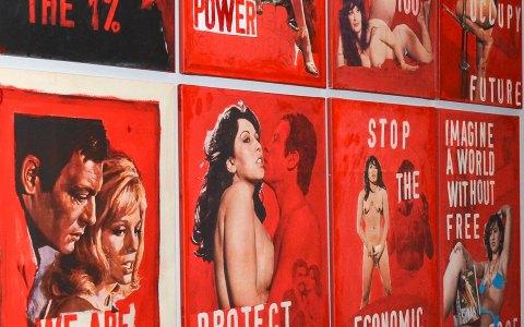 Rahmenprogramm am Internationalen Frauentag in der Artothek Niederösterreich. @2018 Artothek-Niederösterreich / Flickr / CC BY 2.0